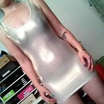 American Apparel dress from tag sale in Brookville