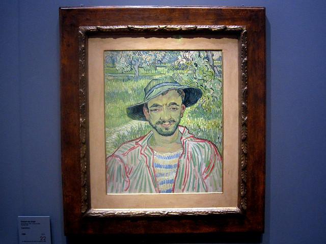 Vincent van Gogh - The gardener