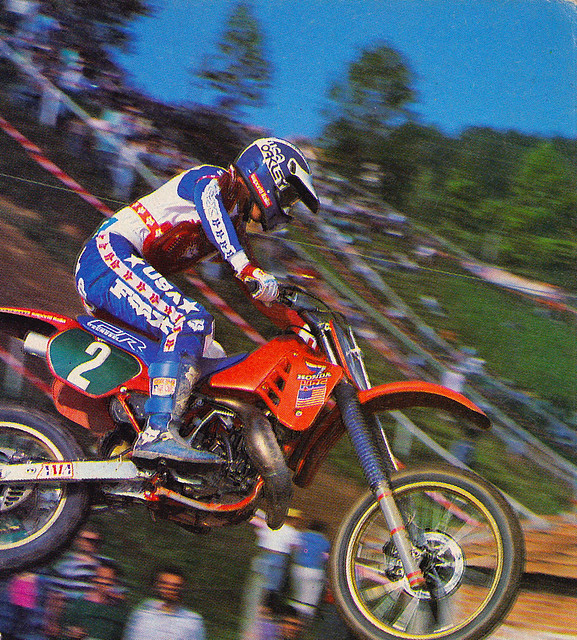Rick+Mx Rick Johnson 1986 Motocross des Nations | Flickr - Photo
