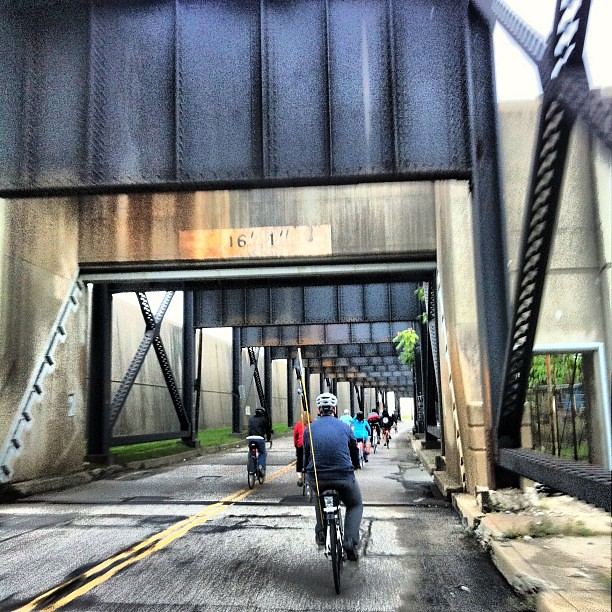 Fotofocus ride. Urban Basin Bike Club #downtowncincy #bike