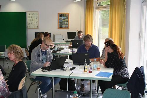 NwT-Fortbildung Adelsheim, 24.-26- September 2012