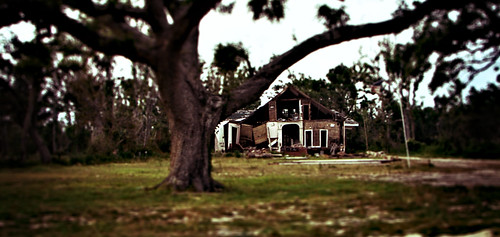 Mississippi Gulf House Post-Katrina