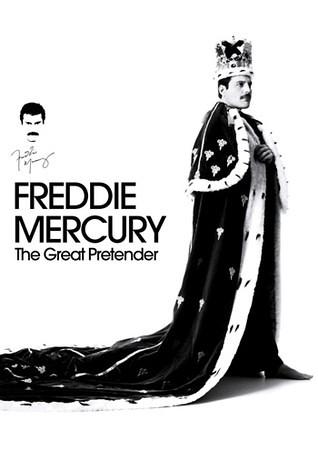 Freddie Mercury Great Pretender