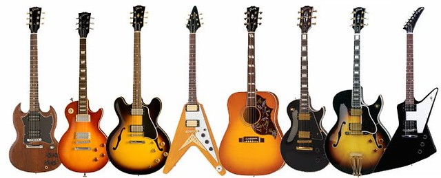 Photo:Gibson 102 By Larry Ziffle
