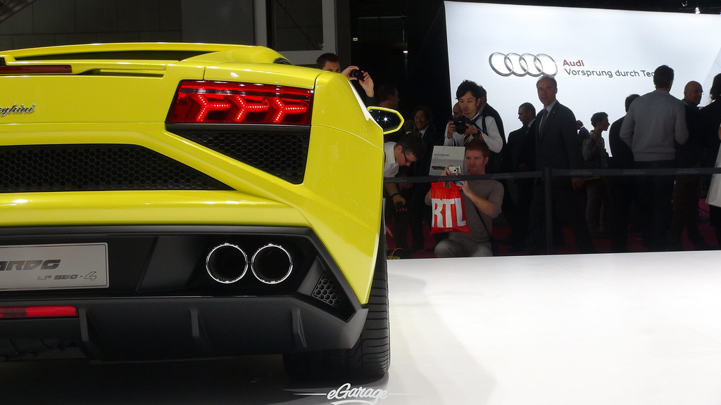 8034741879 5fb471dae7 b eGarage Paris Motor Show Lamborghini New Gallardo