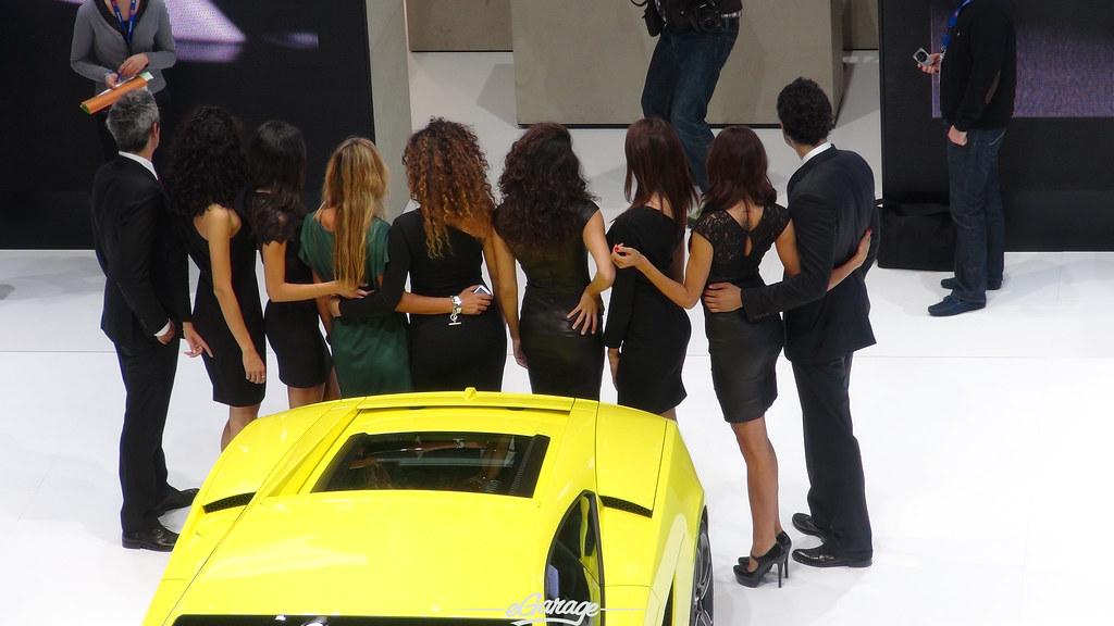 8034744089 6384c80651 b eGarage Paris Motor Show Lamborghini