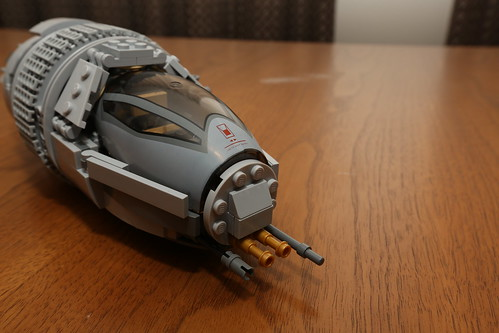 10227 B-wing Starfighter Review - 83
