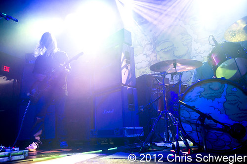 Dinosaur Jr - 09-27-12 - St Andrews Hall, Detroit, MI
