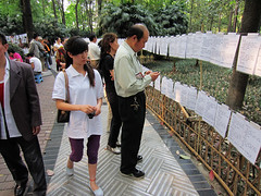 Chengdu People's Park Matchmaking