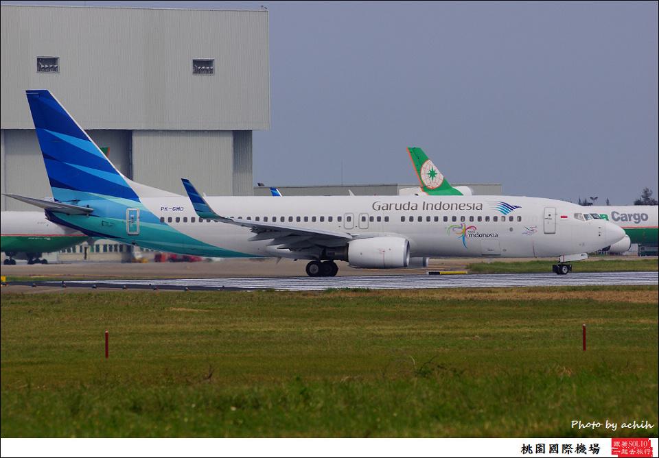 Garuda Indonesia PK-GMD