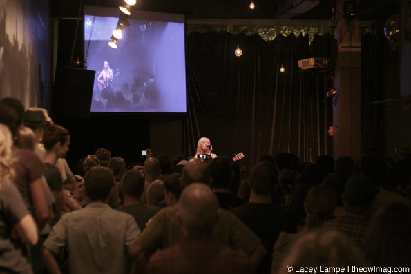 Laura Marling @ BackSpace, Portland 9/28/12