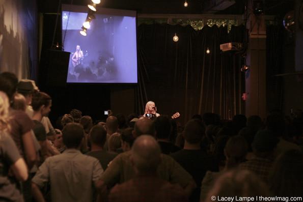 Laura Marling @ BackSpace, Portland 9/28/12