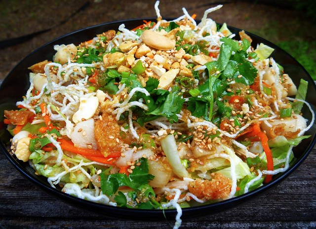 Chinese Chicken Salad 2