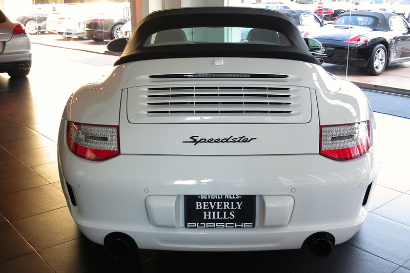2011 Porsche 911 Speedster White # 315 of 356 Worldwide Production NOW AVAILABLE FOR SALE