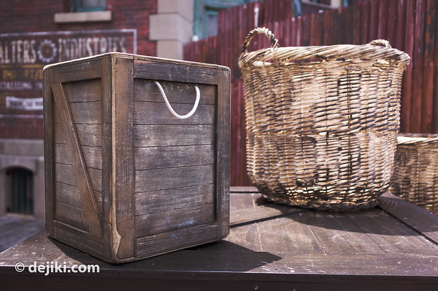 box/basket props
