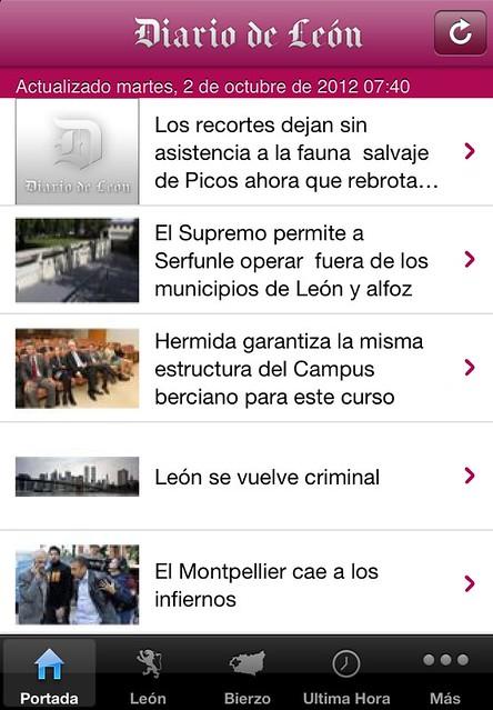 Diario de León APP