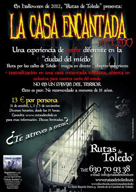 Casa del Miedo en Toledo