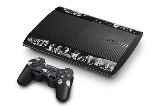 PS3 Super Slim Special Editions Inspired By Yakuza 5 and Fist of the North Star
