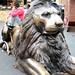 The Camden lion