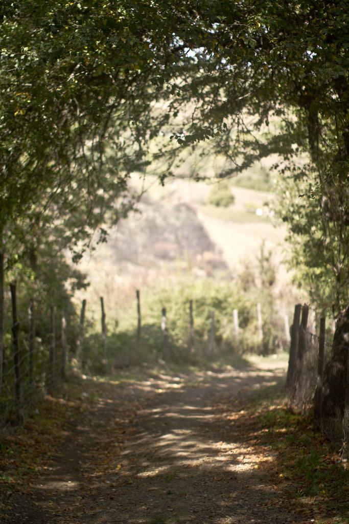 San Fele trail in Basilicata, Italy1