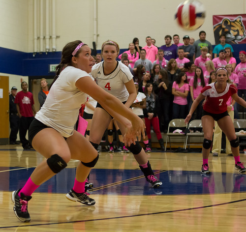 Cougar Women's Volleyball vs. Anderson University - Breast Cancer Awareness Game