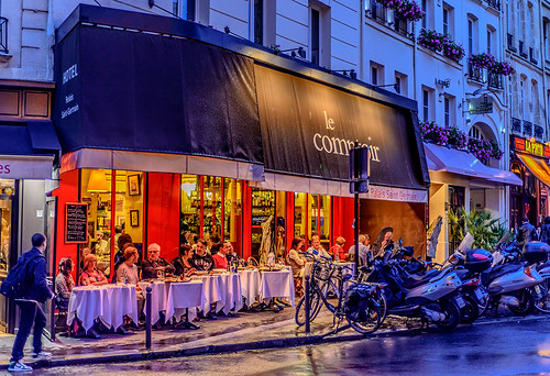 le comptoir Paris 06-2012 by joeeisner