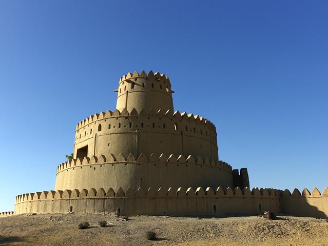 Al Jahili Fort Al Ain Flickr Photo Sharing