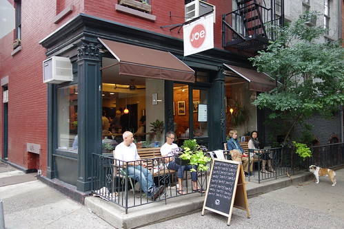 Joe the Art of Coffee | Waverly Pl | West Village