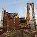 Demolition of Twyman House