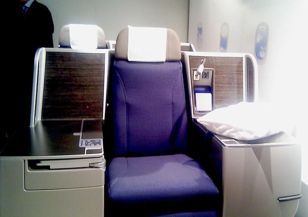 Butaca SN Brussels Airlines