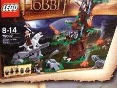 Attack of the Wargs (79002)