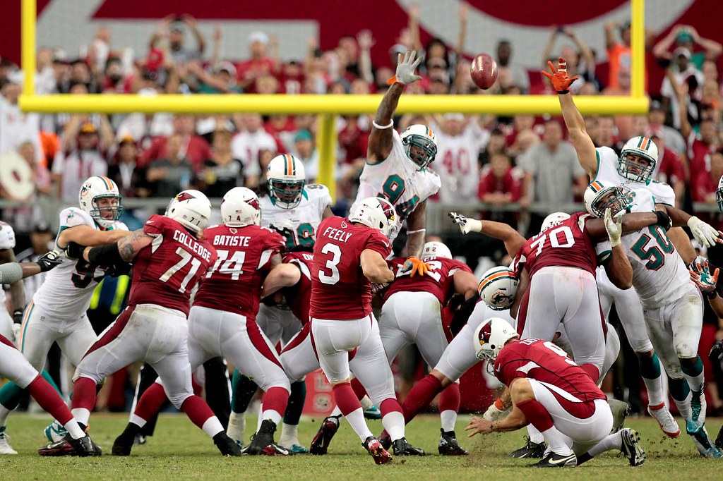 Miami Dolphins vs Arizona Cardinals