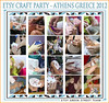 Etsy craft party - Athens Greece