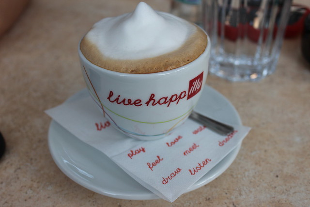 coffee live happilly