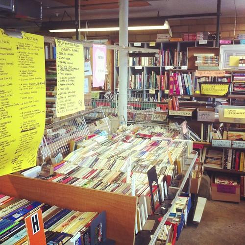 WPIR - used book store