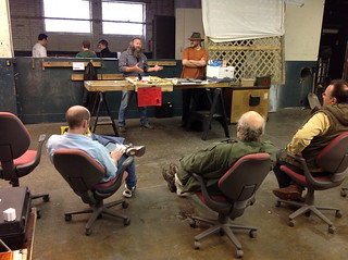 Milwaukee Makerspace Presentation