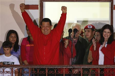 Bolivarian Republic of Venezuela President Hugo Chavez has been re-elected by a substantial margin for another six year term. Despite the claims of the corporate imperialist media, Chavez won broad support for the socialist revolution. by Pan-African News Wire File Photos
