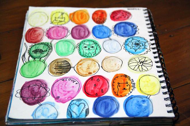 Art Journaling #17 (3)