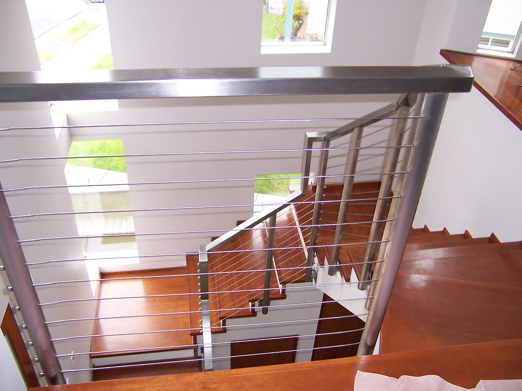 Southwest cable railing 626 806 8773 in ca 702 275 for Inside balcony railing