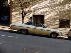 1970 Chevy Impala, Seneca Street, Seattle
