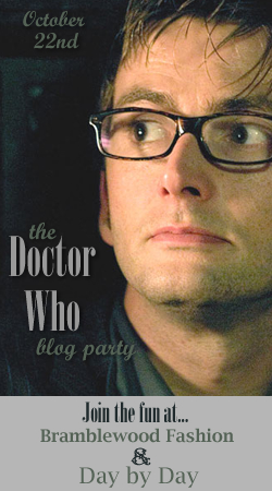 Doctor Who Blog Party