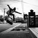 Cam Backside Flip King St. spot by Rob Ratz