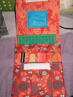Tula, sewing work pouch