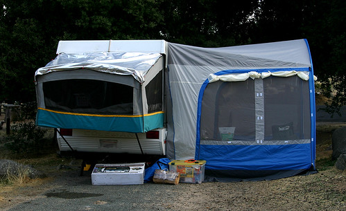 u0026quot;Casperu0026quot; from the backside by shizzknits on Flickr & 1993 coleman rio grande pop up camper awning | PopUpPortal