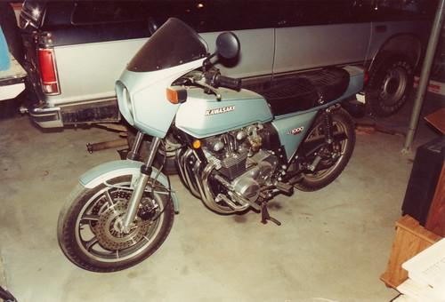 1978 Kawasaki Z1-R by twm1340