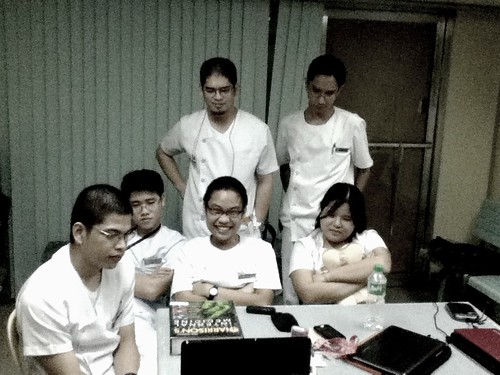 week 41, 2012: lovelorn friends