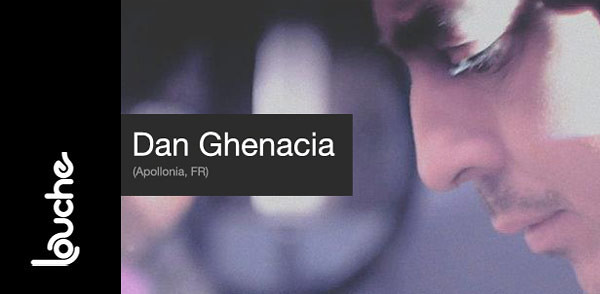 Louche 087 – Dan Ghenacia (Image hosted at FlickR)