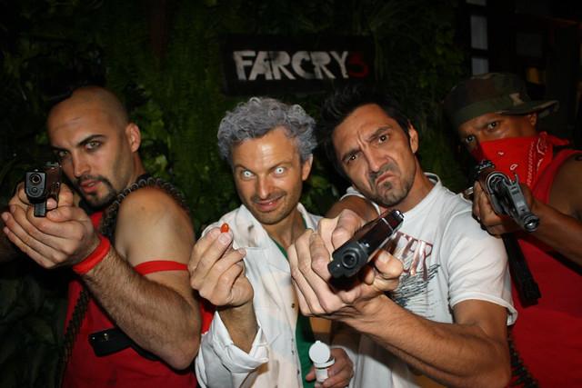 Far Cry 3 - Soirée de lancement 2