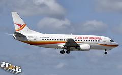 Surinam Airways | Boeing | 737-36N | PZ-TCO | S/N:28669 | L/N:2897