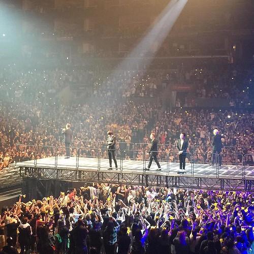 Big Bang - Made Tour 2015 - Los Angeles - 03oct2015 - Tieba - 02